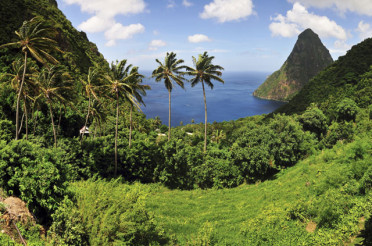 Travel to St. Lucia
