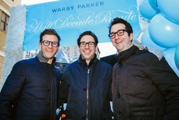 Warby Parker Celebrates 5 Years With The Half-Decade Collection!