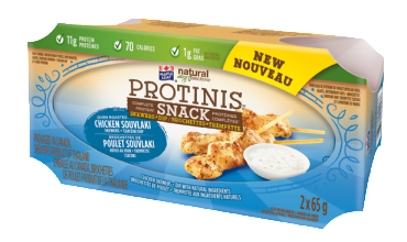 Smart Snacking with Maple Leaf Natural Selection Protinis