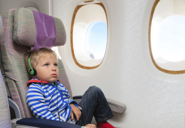 No, YOUR Kids Are The Most Annoying On This Airplane