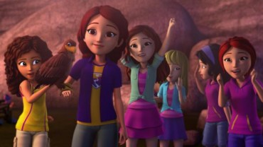 Now your kids can watch their Lego friends on Netflix