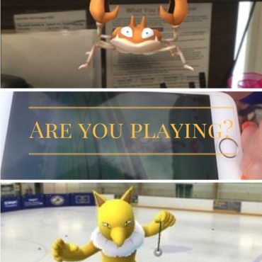 Are you playing Pokemon Go?